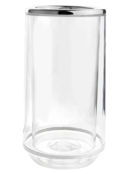 Leopold Vienna Flaschenkühler Classic Acryl doppelwandig - Art.-Nr. LV00451 - Bild 1