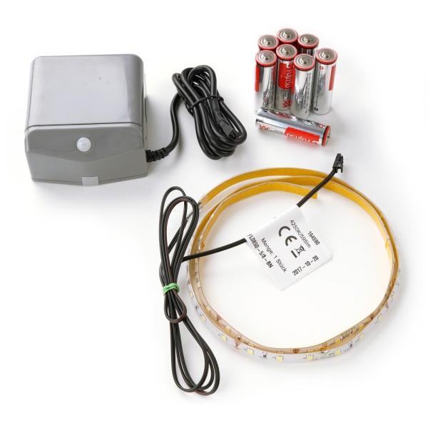 Fackelmann 80109 Waschbecken LED Beleuchtung