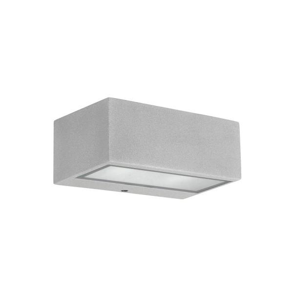 LED Wandleuchte Nemesis grau
