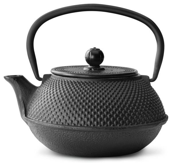 Bredemeijer Teekanne 0,8 L Asia Jang schwarz Gusseisen - Art.-Nr. G001Z