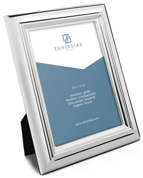 Zilverstad Bilderrahmen Milano versilbert L 10 cm H 15 cm - Art.-Nr. 6146610