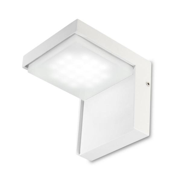 LED Wandleuchte Corner weiss