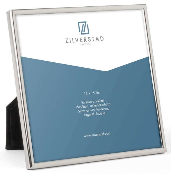 Zilverstad Bilderrahmen Sweet Memory versilbert anlaufgeschützt L 15 cm H 15 cm - Art.-Nr. 6149660