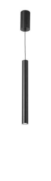 LED Pendelleuchte Stylus Ø oben= 55, unten= 30 mm schwarz