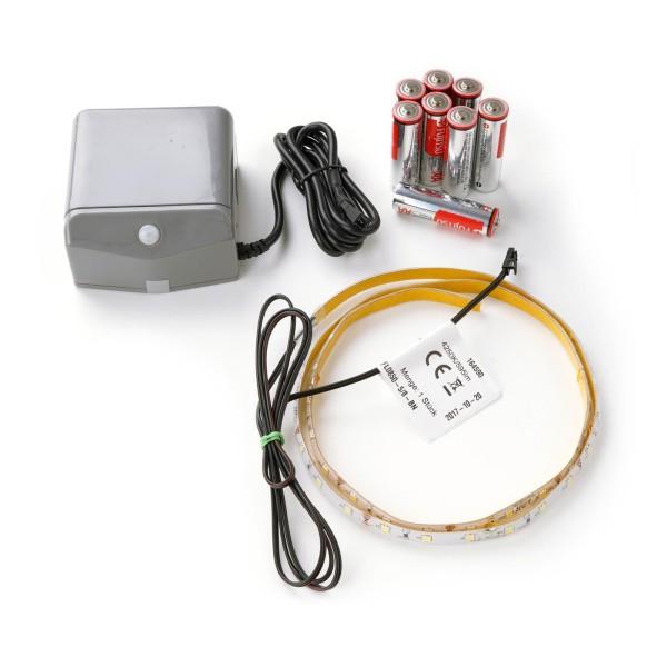 Fackelmann 80119 Waschbecken LED Beleuchtung