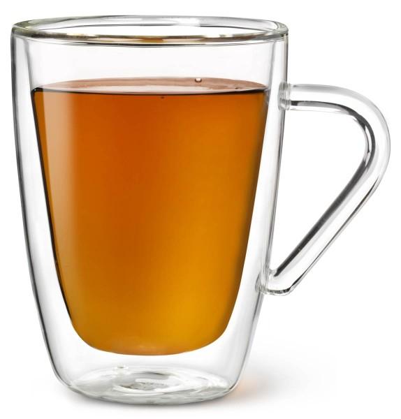 Bredemeijer Teeglas 32 cl Borosilikatglas doppelwandig - Art.-Nr. 1457