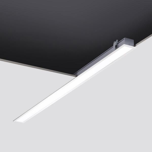 LED Einbauleuchte Infinite weiss / Diffuser mattiert