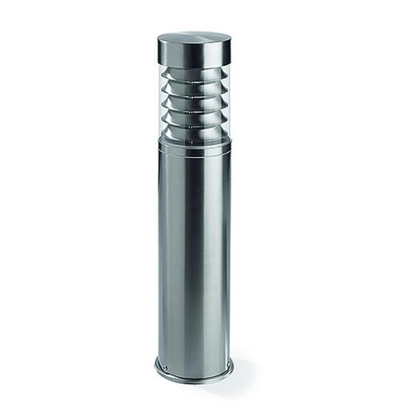 Pollerleuchte Priap Ø 110 mm Edelstahl poliert