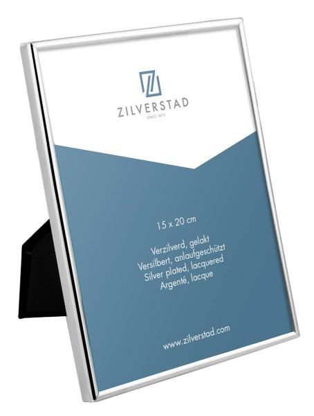 Zilverstad Bilderrahmen Sweet Memory versilbert anlaufgeschützt matt L 15 cm H 20 cm - Art.-Nr. 7999013