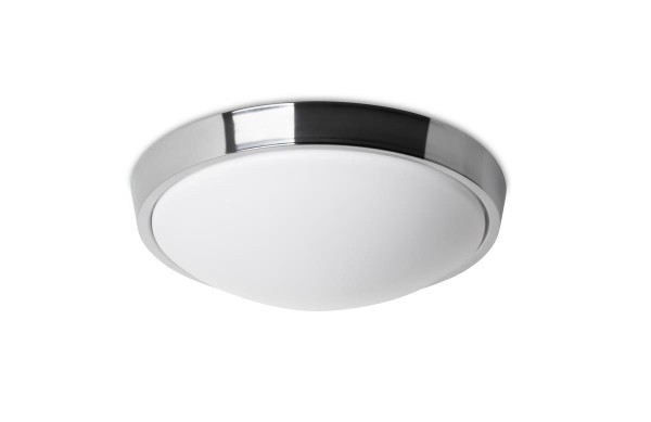 LED Deckenleuchte Bubble Ø 370 mm chrom
