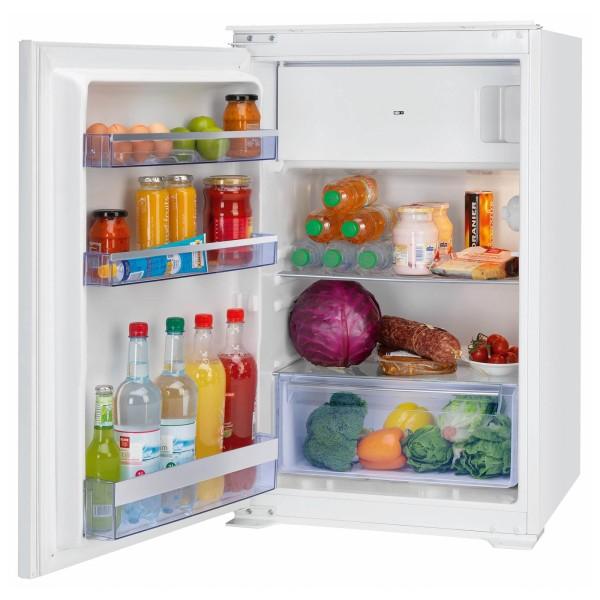 Oranier kleiner weißer Einbau Kühlschrank & Gefrierfach 87.5 cm EKS 2902