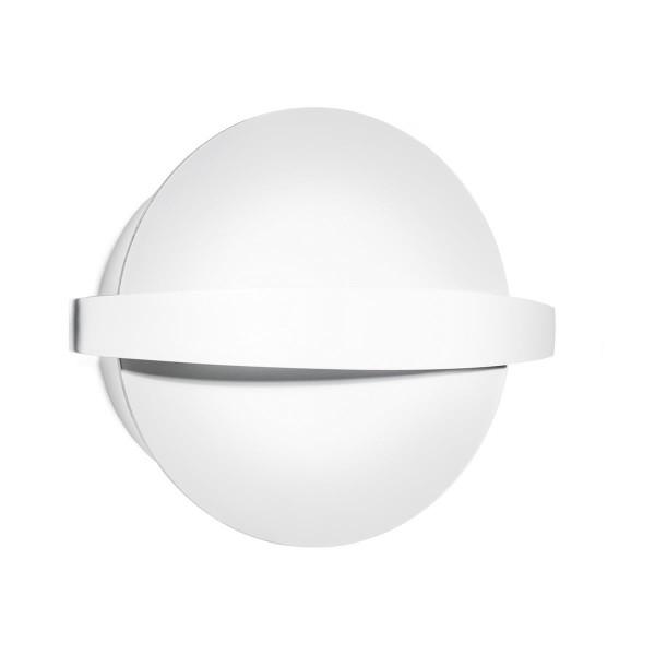 LED Deckenleuchte Saturn matt weiss