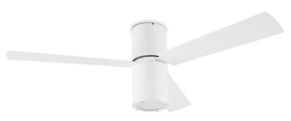 Ventilator Formentera Ø 1320 mm weiss glänzend