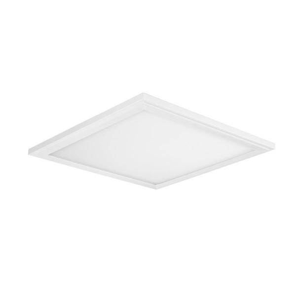 LED Deckenleuchte Ecofit Ø 595 mm weiss