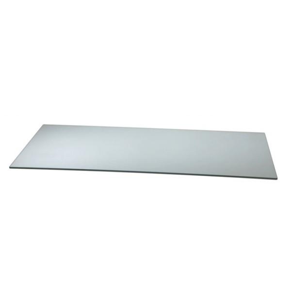 Glasboden mit Halter für Standvitrine C417M