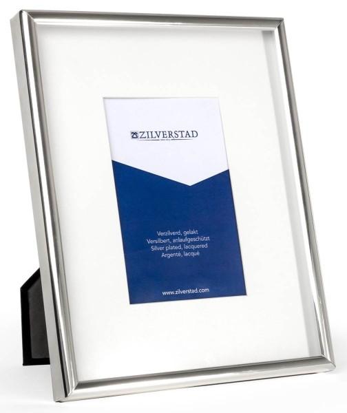 Zilverstad Bilderrahmen Gandia versilbert anlaufgeschützt L 10 cm H 15 cm - Art.-Nr. 8022231