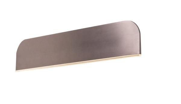 LED Wandleuchte Sek dunkelrot, eloxiert