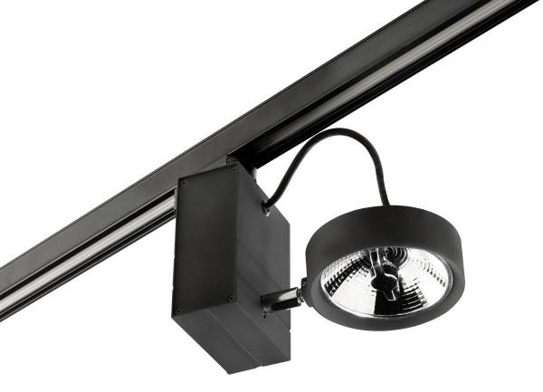 Strahler Key Ø 118 mm schwarz