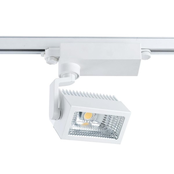 LED Strahler Action Wall Washer weiss