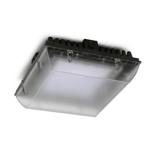 LED Deckenleuchte Premium Ø 324 mm matt schwarz