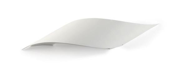 LED Wandleuchte Rizz matt weiss