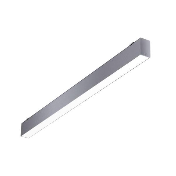 LED Deckenleuchte Infinite Aluminium