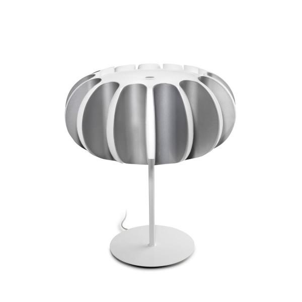 Tischleuchte Blomma Ø 560 mm Ecobright Aluminium