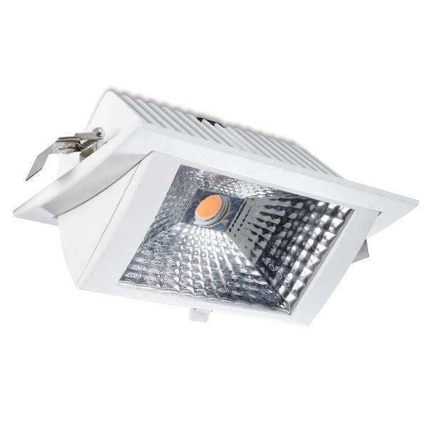 LED Einbauleuchte Out Square