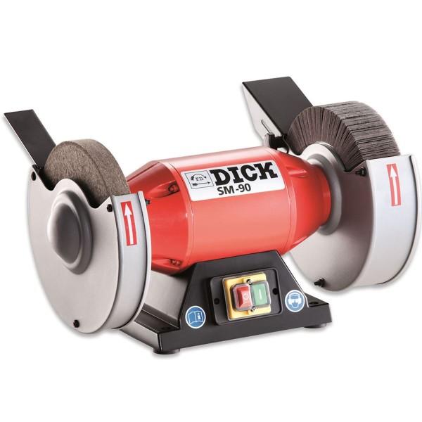 Dick 9808000 SM-90 Lamellenschleifmaschine