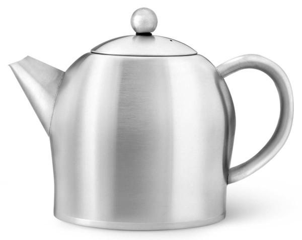 Bredemeijer Teekanne 0,5 L Minuet Santhee Edelstahl doppelwandig - Art.-Nr. 3304MS - Bild 1
