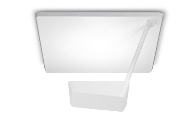LED Deckenleuchte Ace matt weiss