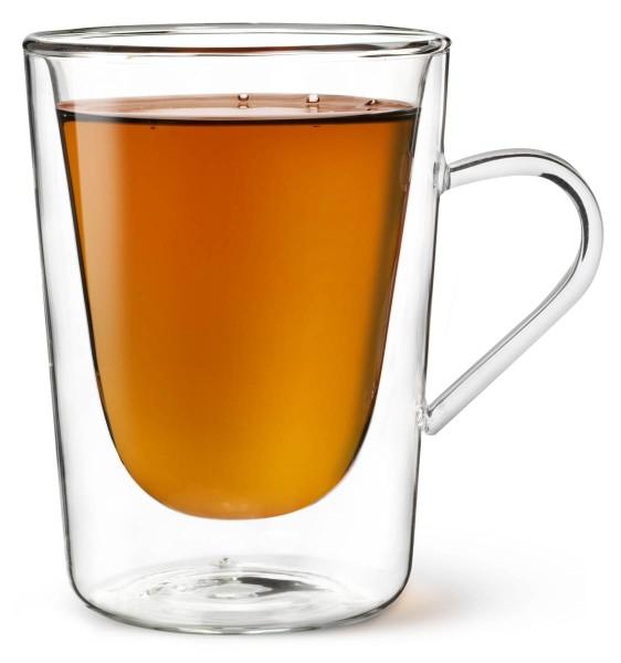 Bredemeijer Teeglas 29,5 cl Borosilikatglas doppelwandig - Art.-Nr. 1440